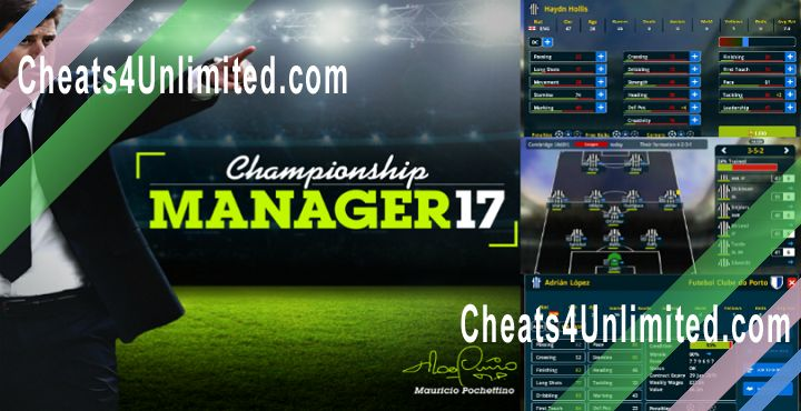 Championship Manager 17 Hack Money