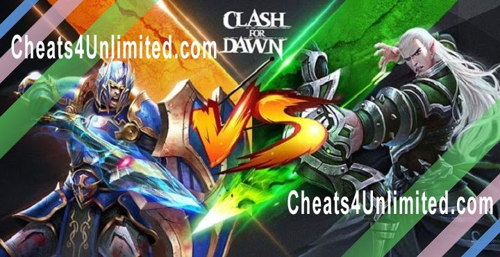 Clash for Dawn Hack Gems, Coins