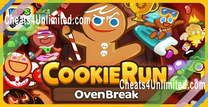 Cookie Run Hack Crystals, Coins