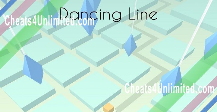 Dancing Line Hack Gems, Lives
