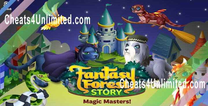 Fantasy Forest Story Hack Gems, Coins