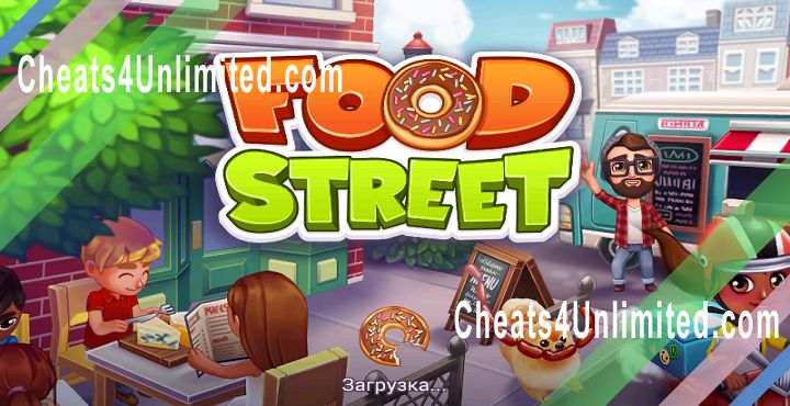 Food Street Hack Gems, Money/Coins