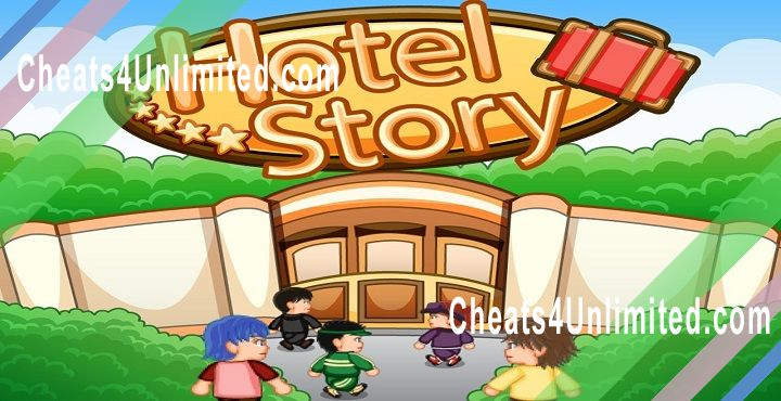 Hotel Story Hack Gems/Diamonds, Coins