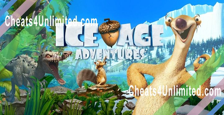 Ice Age Adventures Hack Acorns, Shells, Berries