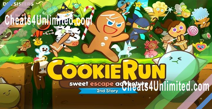 LINE Cookie Run Hack Crystals, Coins