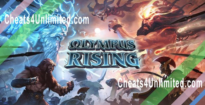 Olympus Rising Hack Gems