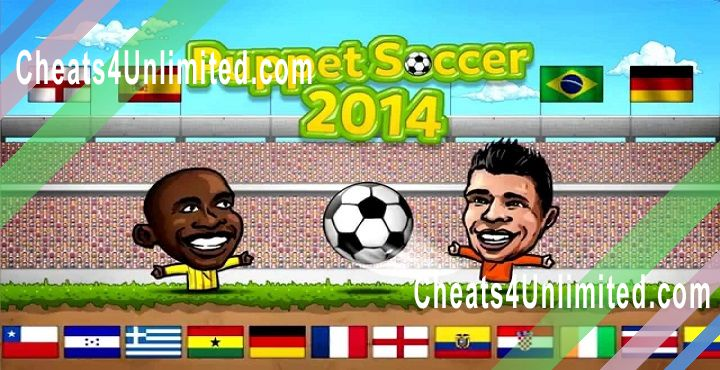 Puppet Soccer 2014 Hack Diamonds, Coins