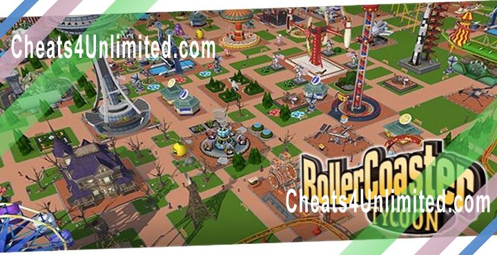 RollerCoaster Tycoon Touch Hack Money
