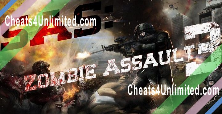 SAS: Zombie Assault 3 Hack Money, Health, Ammo