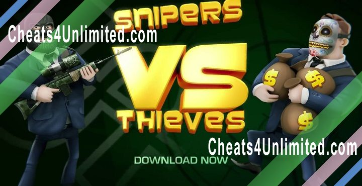 Snipers vs Thieves Hack Gold