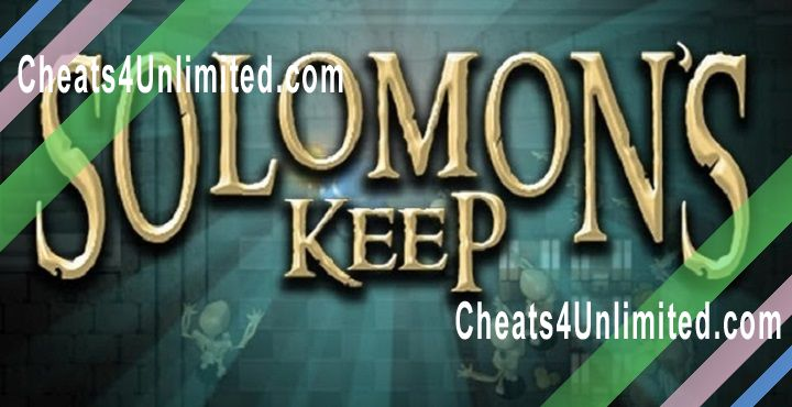 Solomon's Keep Hack Gold