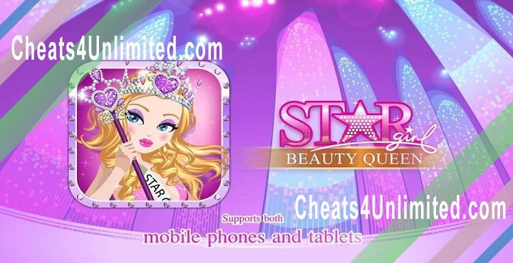 Star Girl: Beauty Queen Hack Diamonds, Money