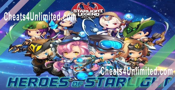 Starlight Legend Hack Diamonds