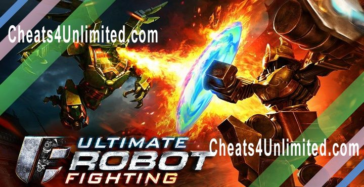 Ultimate Robot Fighting Hack Gold Points
