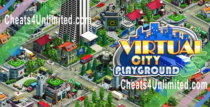 Virtual City Playground Hack Diamonds, Credits/Money