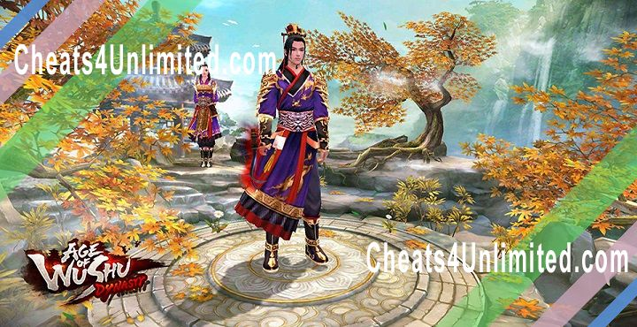 Age of Wushu Dynasty Hack Gold, Silver