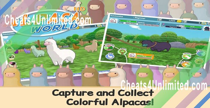 Alpaca World Hack