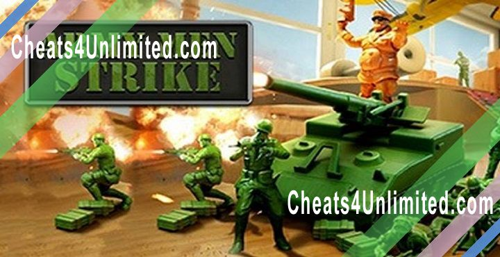 Army Men Strike Hack Gold