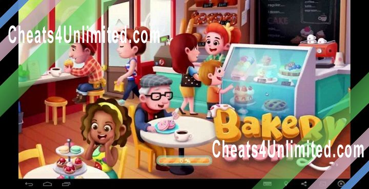 Bakery Story 2 Hack Gems, Coins/Money