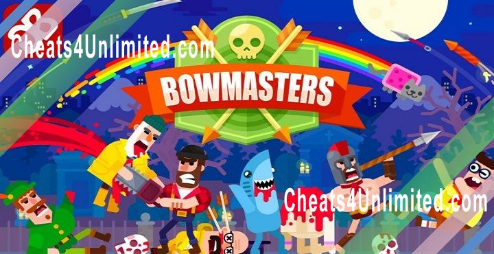 Bowmaster Hack Everything