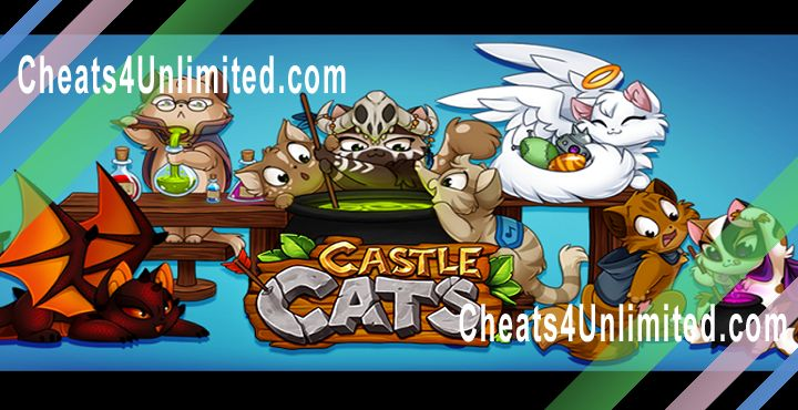 Castle Cats Hack Gems, Gold