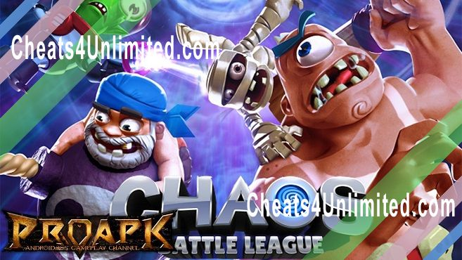 Chaos Battle League Hack Coins