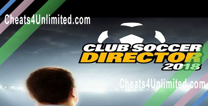 Club Soccer Director 2018 Hack Money/Coins