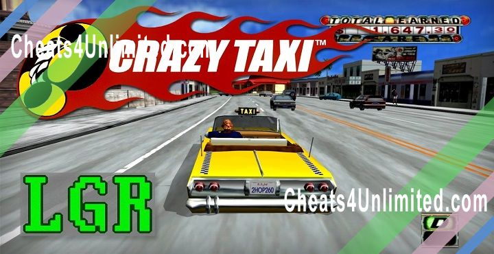 Crazy Taxi Hack Money, Diamonds