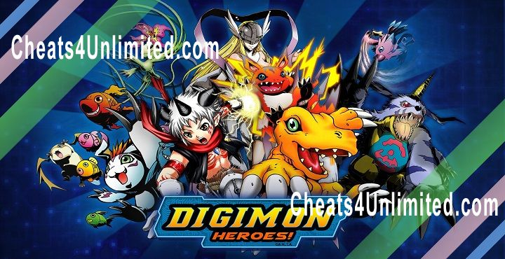 Digimon Heroes Hack Digimoney, Bits