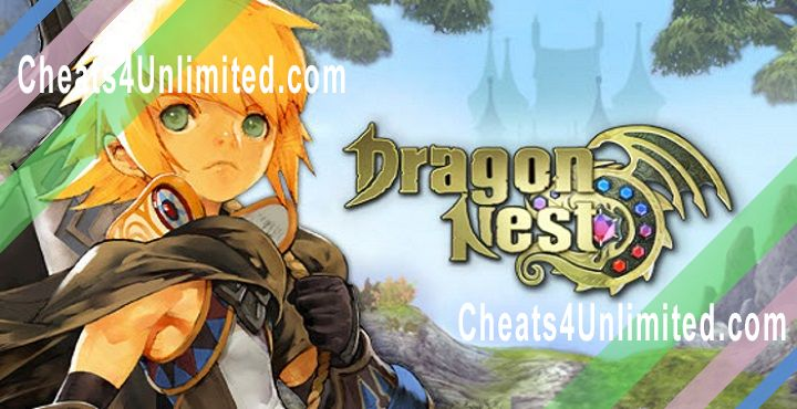 Dragon Nest Hack Gold, God Mode