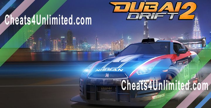 Dubai Drift 2 Hack Money, Unlock All Cars