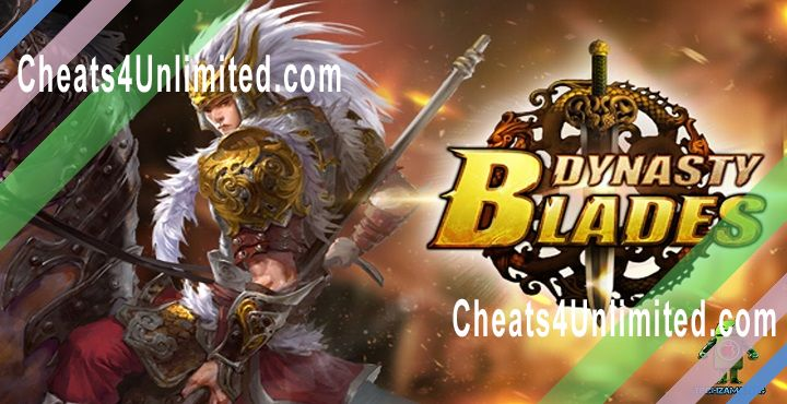 Dynasty Blades Hack Gold, Diamonds