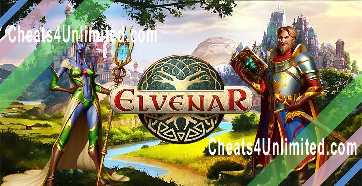 Elvenar Hack Diamonds, Coins, Supplies