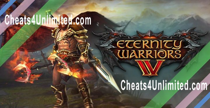 Eternity Warriors 4 Hack Gems, Money