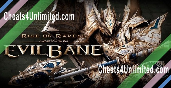 EvilBane: Rise of Ravens Hack Crystals, Gold