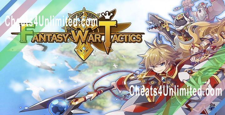 Fantasy War Tactics Hack Crystals, Gold