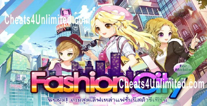 Fashion City 2 Hack Gems, Coins