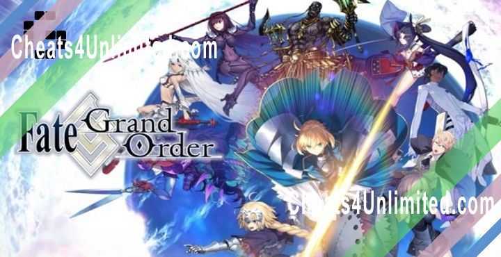 Fate/Grand Order Hack Quartz