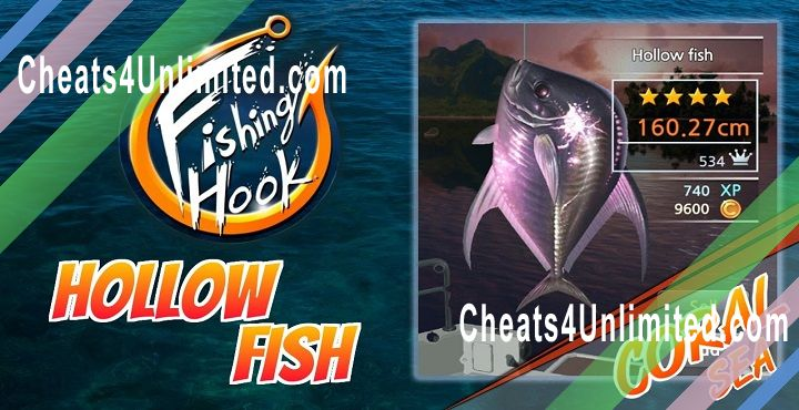 Fishing Hook Hack Money/Coins