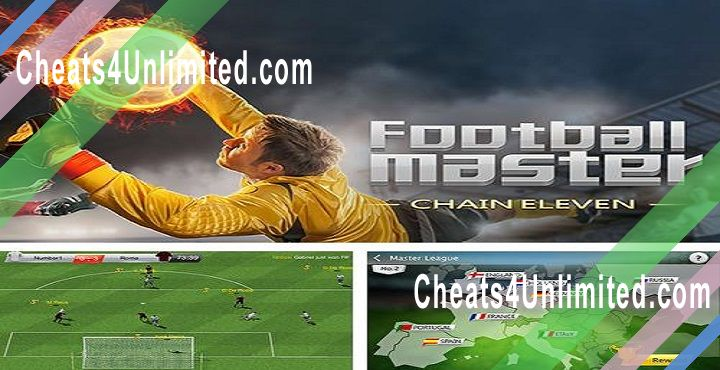 Football Master 2017 Hack GEM