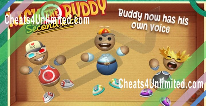 Hacked Kick the Buddy 🔥[Gold] Cheats