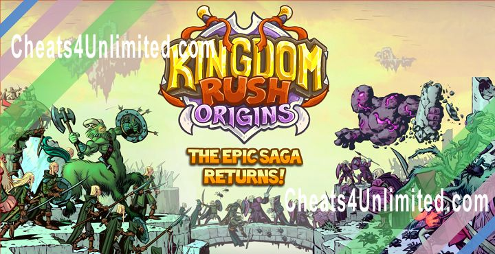 Kingdom Rush Origins Hack Gems
