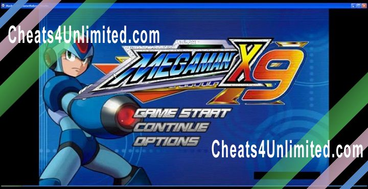 MEGA MAN X Hack Boosts, All Weapons, Armor