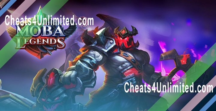 MOBA Legends Hack Crystals