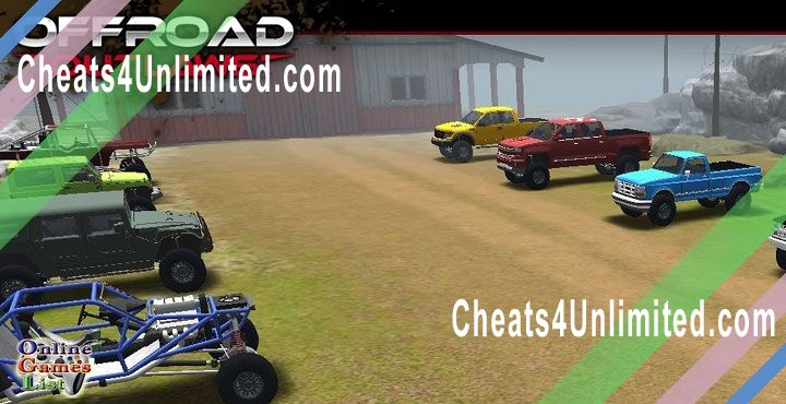 Offroad Outlaws Hack Money
