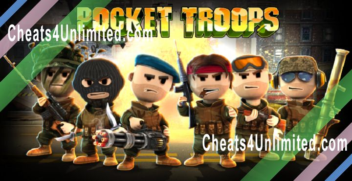 Pocket Troops Hack Coins, Gold