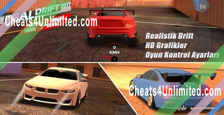 Real Drift Car Racing Hack Coins/Cash