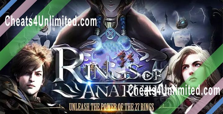 Rings of Anarchy Hack Diamonds