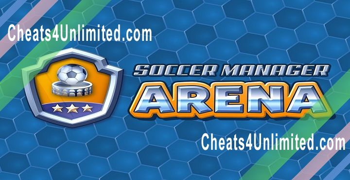 Soccer Manager Arena Hack Credits