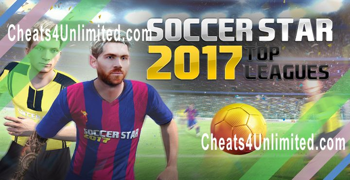 Soccer Star 2018 Top Leagues Hack Coins, Gems